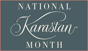 Up to $1,000 back - National Karastan Month - Sale ends November 5th - Come visit us in Scarsdale before the sale ends!